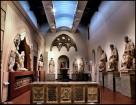133 - Firenze. Interno Museo dell'Opera del Duomo.
