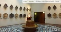 142 - Firenze. Museo. Nella sala di sinistra sono esposti i basso rilievi del Pisano per il Campanile. Nel cortile sono invece esposte le formelle originali delle porte del Battistero, tra cui quella del Ghiberti per la Porta del Paradiso-