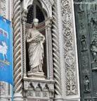 73 - Firenze-campanile di Giotto, dettaglio.