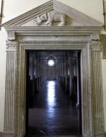 42 - Cesena - Ingresso Biblioteca Malatestiana