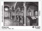 47 - Francobollo Biblioteca Malatestiana.