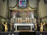 58 - Firenze. Santa Maria del Fiore. L'altare di San Zenobi. dettaglio.