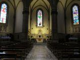 59 - Firenze. Santa Maria del Fiore. Nella tribuna di destra, detta della Santissima Concezione, spicca la cappella centrale, dedicata al Santissimo Sacramento, con altare di Michelozzo