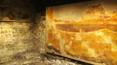 94 - Firenze. Cripta di Santa Reparata-