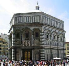 108 - Firenze. Battistero di San Giovanni