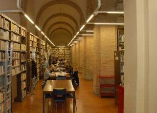 54 - Cesena - Biblioteca Malatestiana - Sezione moderna