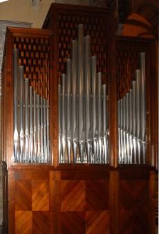 65 - Firenze, cattedrale di Santa Maria del Fiore, organo maggiore - Positivo mobile