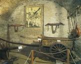 79 - Una sala del Museo della Civiltà Contadina. Cesena, Rocca Malatestiana