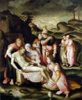 32 - Cesena Pinacoteca Comunale. Deposizione di Cristo di Giovanni Battista Bertucci