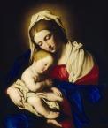 31 - Cesena Pinacoteca Comunale, Madonna con il Bambino.