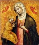 30 - Cesena Pinacoteca Comunale. Madonna della Pera.