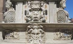 22,1 - Cesena Dettagli della Fontana Masinii