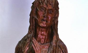 172 - Maddalena di Donatello, particolare della testa.