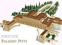 109 - Firenze, Palazzo Pitti.