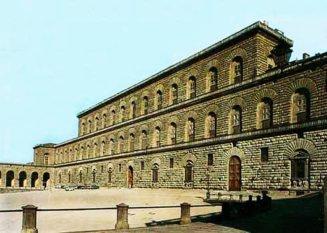 112 - Firenze. Palazzo Pitti