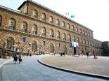 113 - Firenze. Palazzo Pitti.