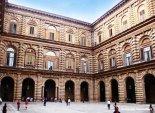 114 - Cortile interno del Palazzo, Palazzo Pitti (Firenze)