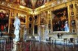 118 -Firenze. Palazzo Pitti, interno gallerie Palatina