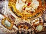 120 - Palazzo Pitti - Galleria Palatina - Affreschi.