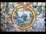 122 - Firenze. Palazzo Pitti - Particolare pavimento Sala della Stufa.