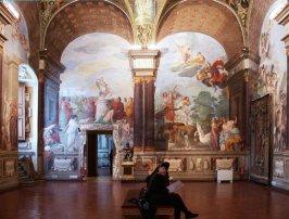 127 - Museo degli Argenti presso il Palazzo Pitti di Firenze