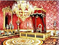 130 - Firenze. Palazzo Pitti - Appartamenti Reali - Sala del Trono