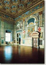 72 - Firenze. Palazzo Vecchio. Sala dei Gigli.
