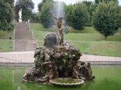 139 - Firenze. La fontana del Nettuno-Boboli, particolare.