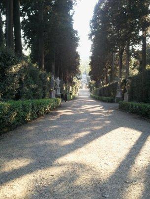141 -Firenze, viale-del-giardino-di-boboli
