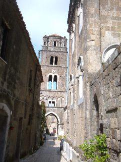 55 -Casertavecchia. Via San Michele Arcangelo