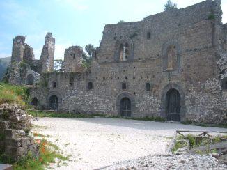 56 -Casertavecchia. Ruderi del Castello Medievale