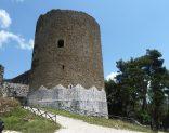 57 -Casertavecchia. La Torre del Castello di Casertavecchia