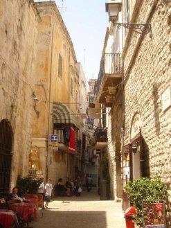 30 - Bari,vecchia - strada s. Marco
