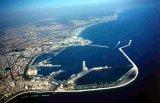 4 - Bari. panoramica, il porto
