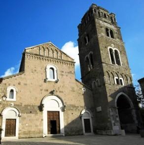 43 - Casertavecchia. Il Duomo o cattedrale (XII secolo