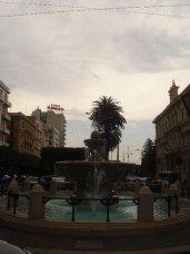 55 - Bari, fontana - Corso Cavour