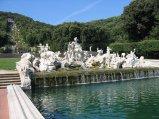 27 - Caserta. Reggia. La fontana di Venere e Adone