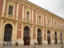 36 - Bari, l'antico mercato del Pesce - piazza Mercantile