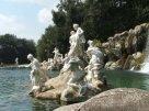 30 - Caserta. Reggia. La Fontana di Diana e Atteone