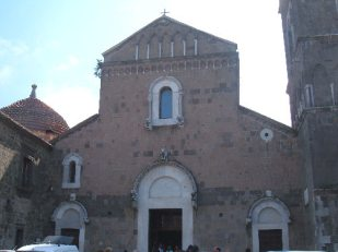 44 - Casertavecchio. Duomo di San Michele Arcangelo