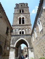 45 -Caserta. Campanile del Duomo