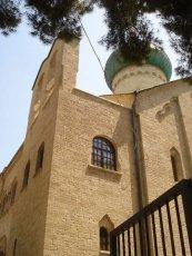 75 - Bari, Chiesa Russo Ortodossa di San Nicola_latoC