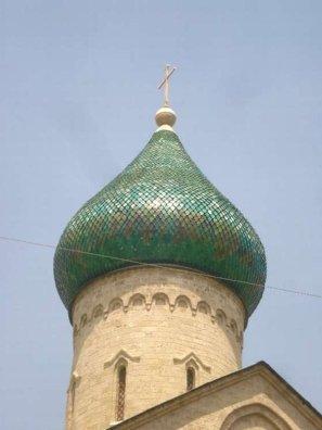 76 - Bari, Chiesa Russo Ortodossa di San Nicola_particolare cupola