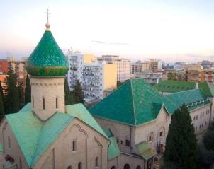 72 - Bari. Chiesa-russa