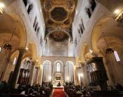 17 - Bari -Basilica o Duomo di San Nicola, interno