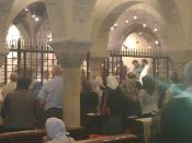 18 - Bari -Basilica o Duomo di San Nicola. La cripta
