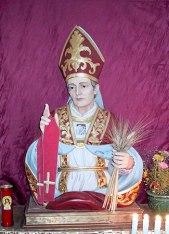 71 - Caserta. L'Eramo di San Vitaliano. Interno San Vitaliano