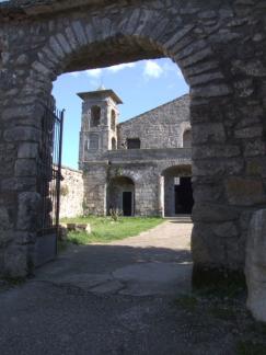 66 - Caserta. L'Eramo di San Vitaliano.
