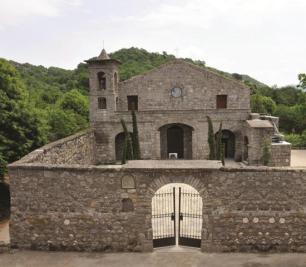 67 -Caserta. L'Eramo di San Vitaliano.