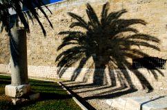 89 - -Bari_-_Dettaglio_della_muraglia_di_Bari